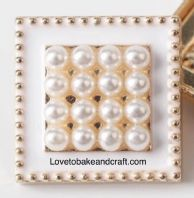 White pearl buttons, Pearl jacket buttons, Pearl buttons. Free worldwide shipping